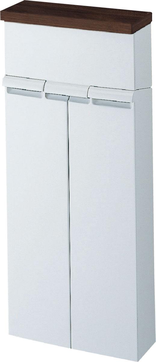 トイレ用壁付き収納棚 INAX LIXIL・リクシル【TSF-100EU】楽々取り付け♪[新品]