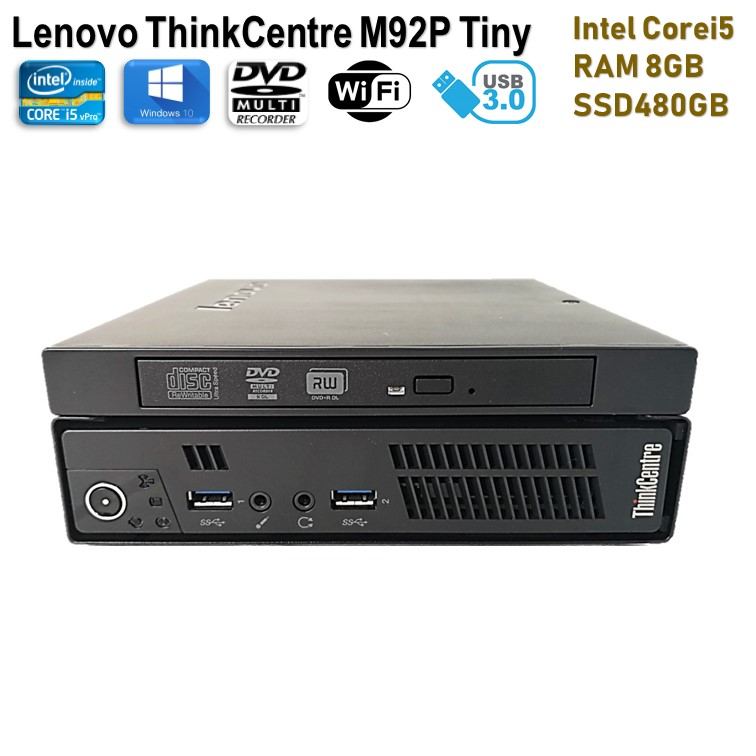 ☆It is point 20 times in an entry! USB3 0 DVD Maruti for four days from  20:00 with Microsoft Office option existence LENOVO ThinkCentre M92P Tiny