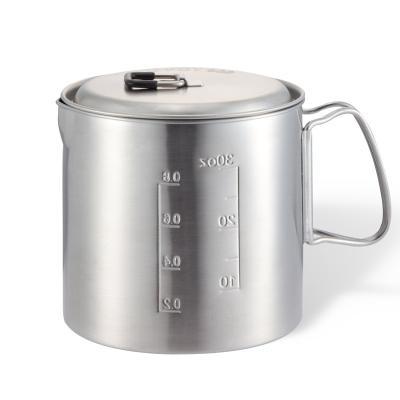 Solo ギフ_包装 Stove Pot900ソロストーブ ポット900 激安卸販売新品 正規品