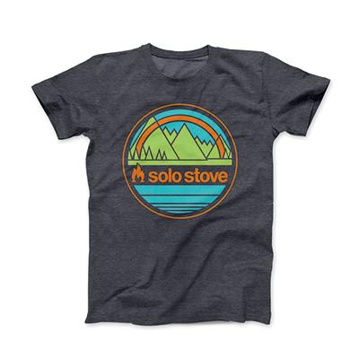 Solo Stove Big Sky Tシャツ モデル着用 安い 激安 プチプラ 高品質 注目アイテム T-shirtソロストーブ ビックスカイ 正規品
