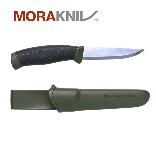 Morakniv 一部予約 Companion MG 日本最大級の品揃え Carbonモーラナイフ 正規品 カーボン コンパニオン