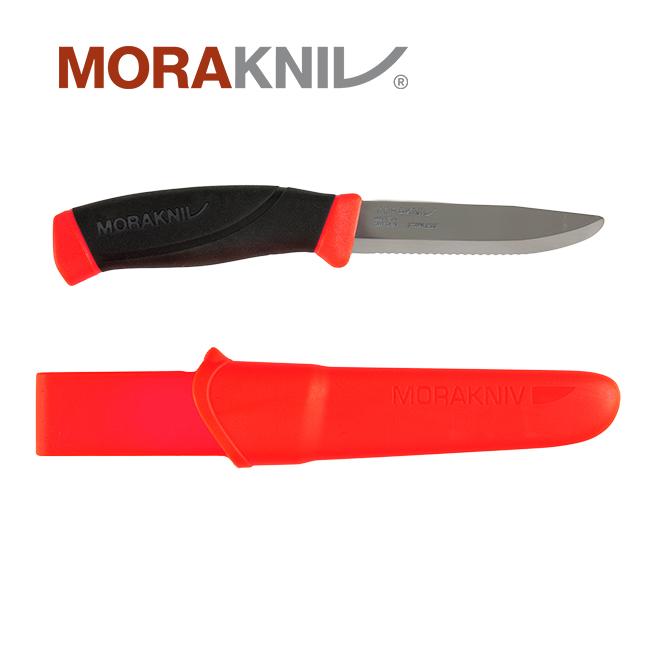 Morakniv Companion Rescueモーラナイフ 日本未発売 コンパニオン レスキュー 正規品 SRT 激安 波刃 セーフ