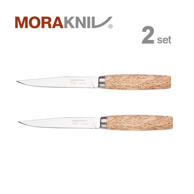 Morakniv Steak Knife 2setモーラナイフ ステーキナイフ 2本セット【正規品】
