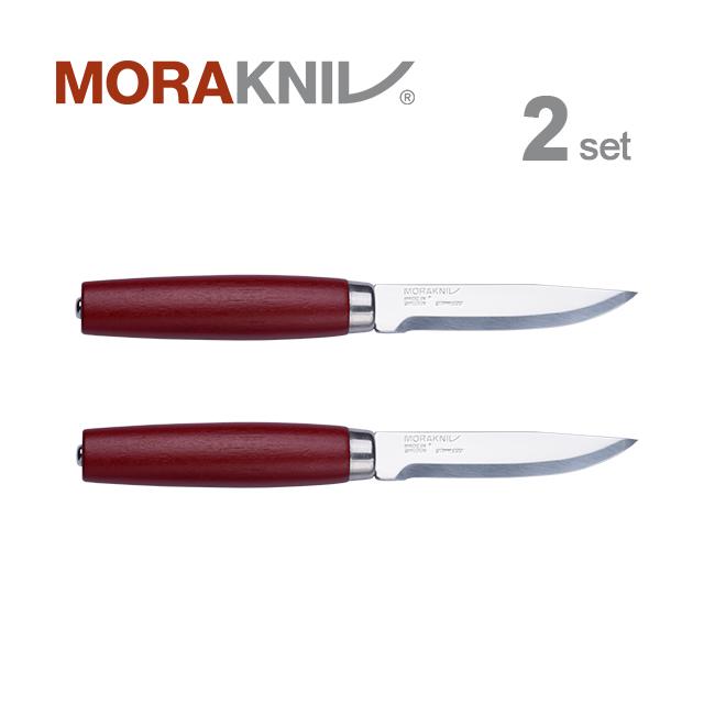 Morakniv Steak Knife Classic 2setモーラナイフ ステーキナイフ クラシック 2本セット【正規品】