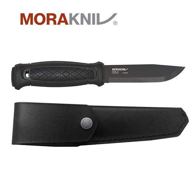 Morakniv Garberg Black Carbon Leather sheathモーラナイフ ガーバーグ ブラックカーボン レザーシース【正規品】