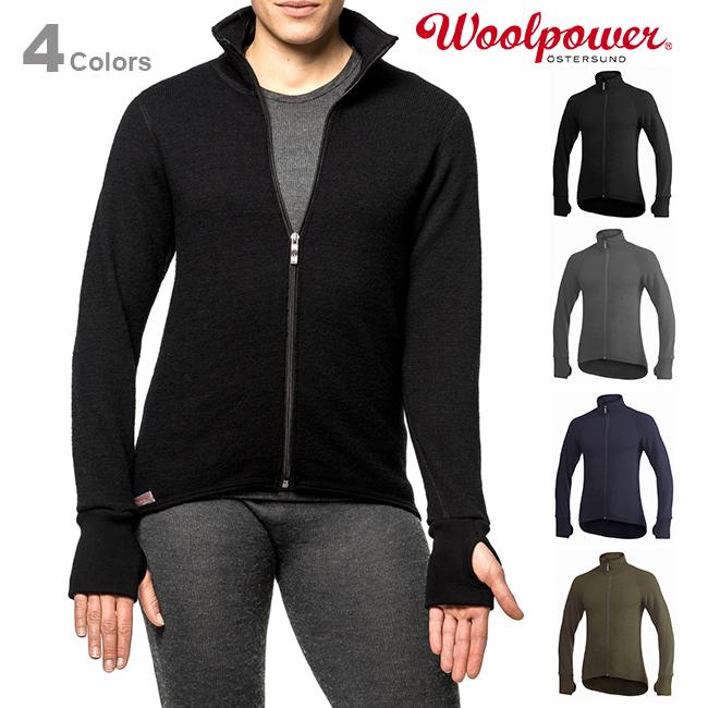 Woolpowerウールパワー フルジップジャケット600【正規品】