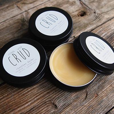 CRUD leather wax 出荷 直営ストア レザーワックス クルード