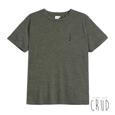 CRUD Vald 全品最安値に挑戦 T-shirtクルード 正規品 商品 ヴォルド Tシャツ