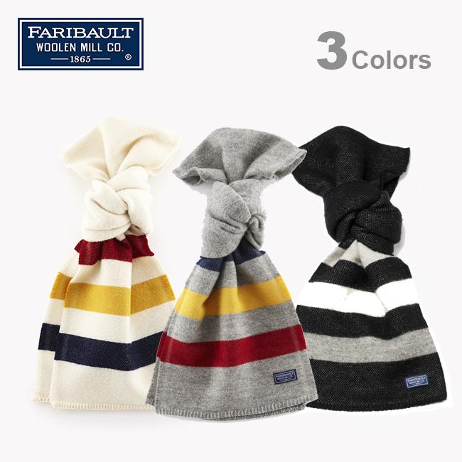 FARIBAULT ファリバルト リバイバル スカーフ【正規品】