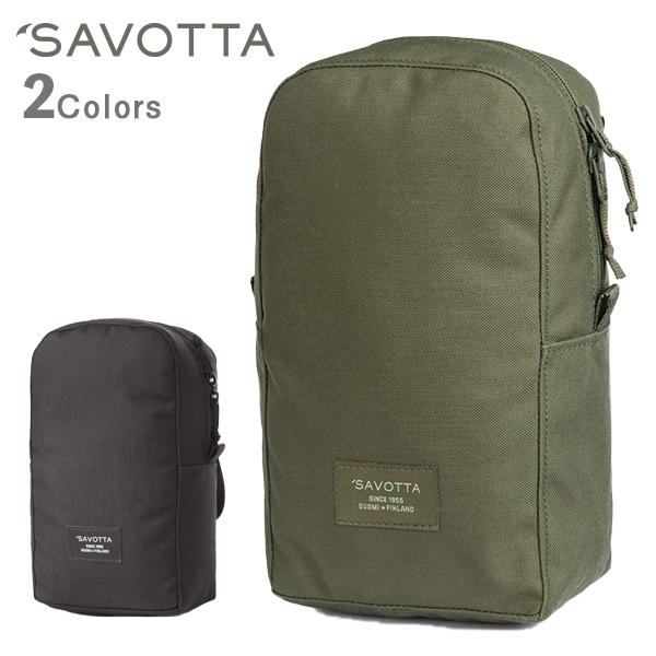 返品不可 SAVOTTA Vertical pouch 完全送料無料 L Lサヴォッタ バーティカルポーチ