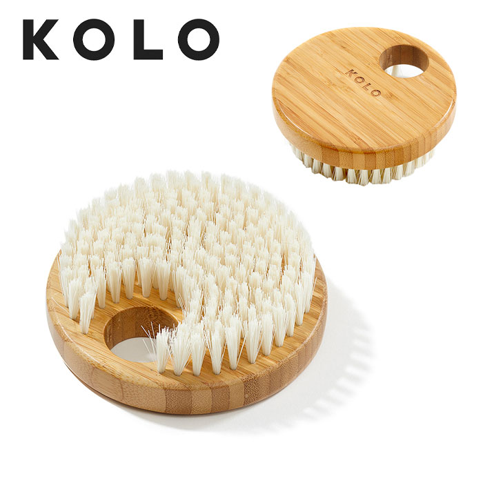 KOLO SAUNA 半額 BRUSHコロ ブラシ 正規品 スピード対応 全国送料無料 サウナ