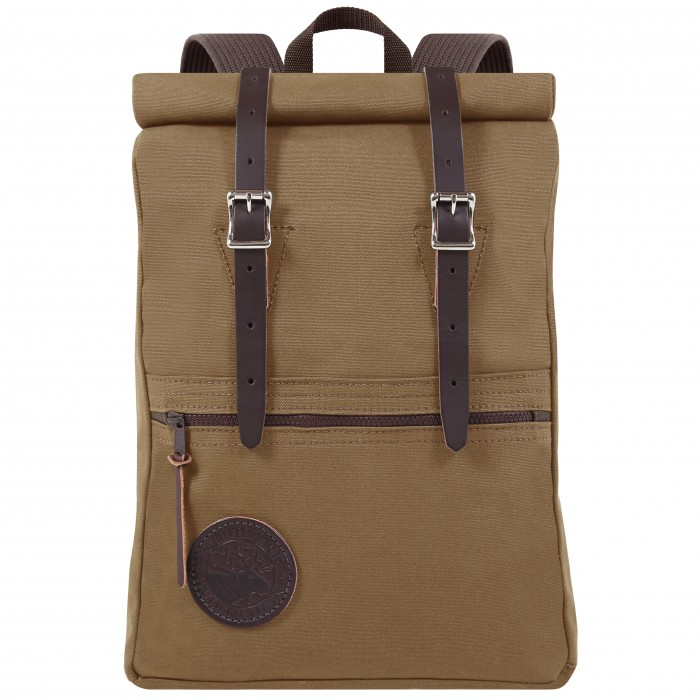 【NEW】Duluth Pack Roll-Top Scout Pack WAXダルースパック ロールトップ スカウトパック ワックス(Wing)【正規品】