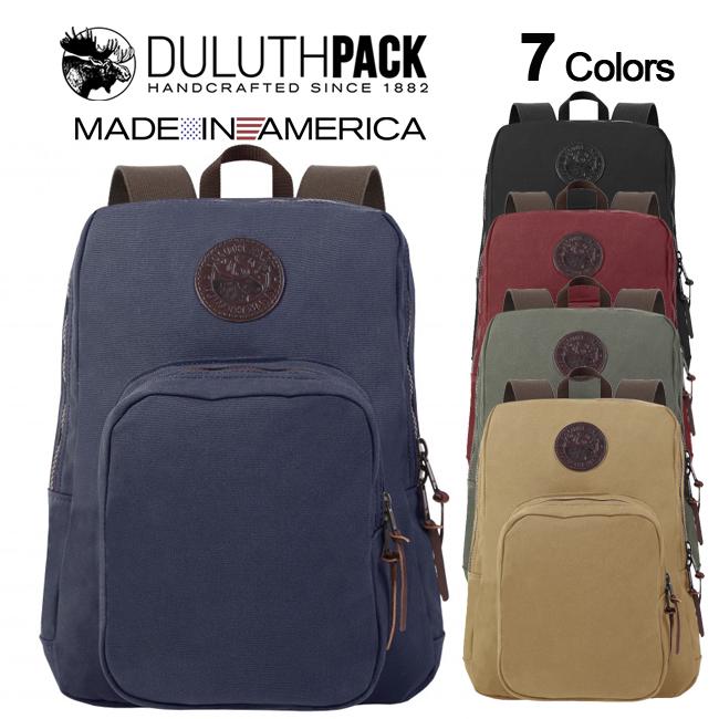 Duluth Pack Large Standard Daypackダルースパック 正規取扱店 ラージ 激安通販専門店 スタンダード 正規品 デイパック