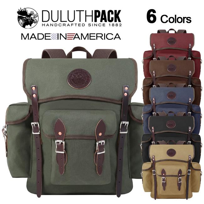 Duluth Pack Wandererダルースパック ワンダラー【正規品】