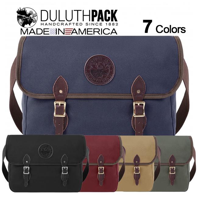 Duluth Pack Standard Book Bagダルースパック スタンダード ブックバック【正規品】