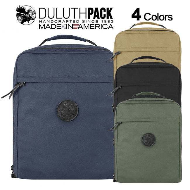 Duluth Pack Jet-Setter Duffel Packダルースパック ジェットセッター ダッフルパック【正規品】