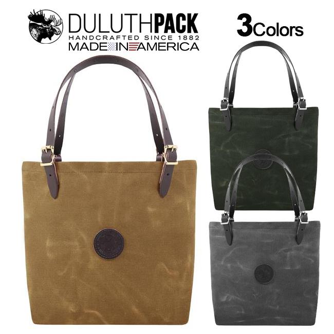 Duluth Pack Medium Market Tote WAXダルースパック ミディアム マーケット トート ワックス【正規品】