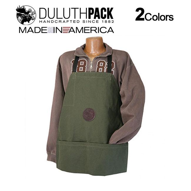 Duluth Pack Canvas Apron Shortダルースパック キャンバス エプロン ショート【正規品】
