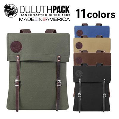 【NEW】Duluth Pack #51 Utility - 34Lダルースパック #51 ユーティリティ 34L【正規品】
