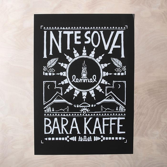 再再販 Lemmel KaffeレンメルコーヒーポスターA 割引 正規品