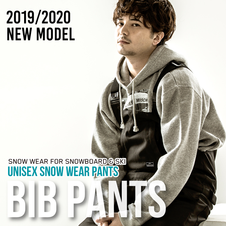 2019-2020 SECRETGARDEN ビブパンツ / BIB PANTS 送料無料 スノーボードウェア パンツ 単品 ウエア ユニセックス メンズ レディース ウェアー