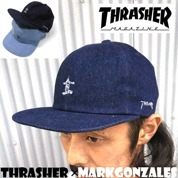 4f048dcf41a968 The collaboration collection that skating icon brand THRASHER and legend  skater MARK GONZALES which were loved from fashion freaks of the world now  made a ...