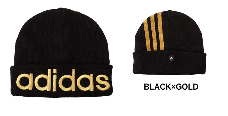 Adidas BEANIE 168111801 standing there body 3D embroidery Vinny caps  knitting Hat thick men s women s Street   d8b6222790f