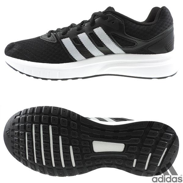 供adidas Galaxy 2 AF6686愛迪達跑步鞋人運動鞋男性使用的運動鞋俱樂部活動上學
