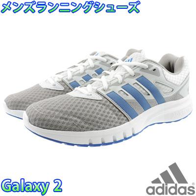 銀河 2 AF6687 阿迪達斯阿迪達斯跑步鞋男士運動鞋男士運動鞋俱樂部學校