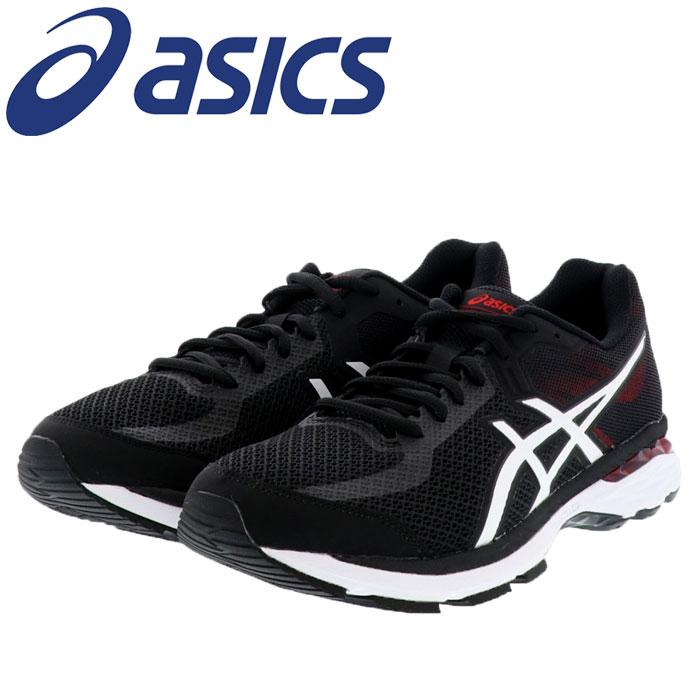 アシックス ゲルグライド2 ジョギングシューズ ブラック ASICS GEL-GLYDE2 1011A028