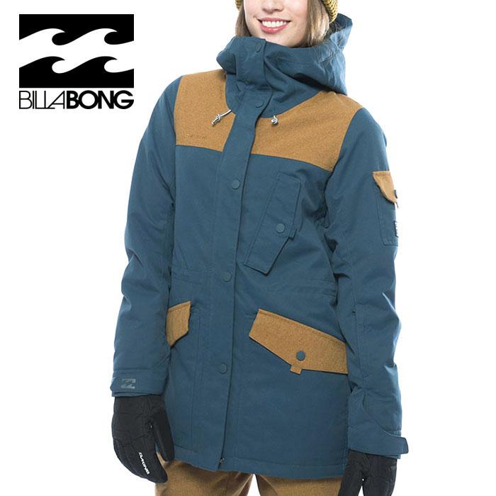 BILLABONG スノージャケット レディースジャケット スノボウェア AJ01L751 ウィメンズ SCENIC ROUTE スノボ
