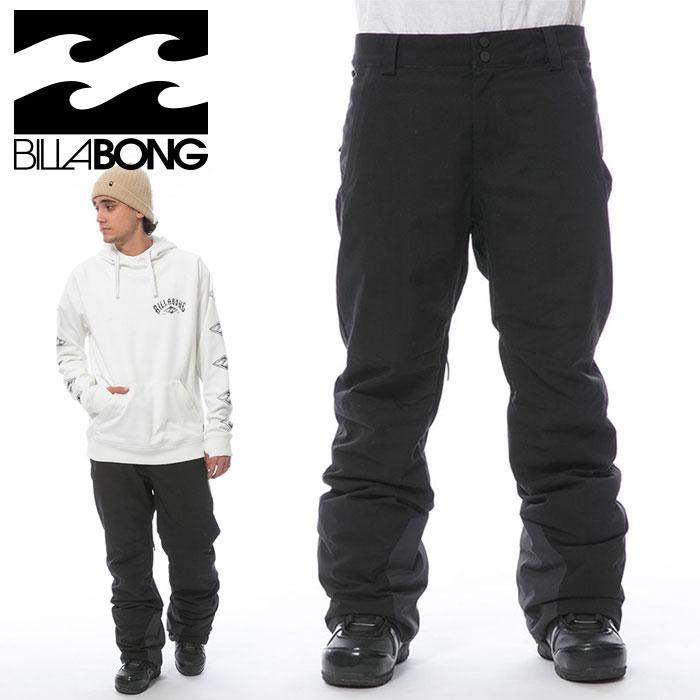 ビラボン スノーボードパンツ メンズ スノボーパンツ スノボパンツ スキーパンツ BILLABONG AI01M701