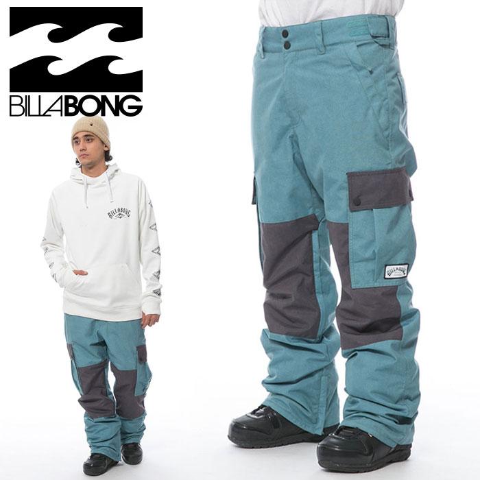 ビラボン メンズスノーパンツ スノーボードパンツ スノボパンツ スキーパンツ BILLABONG AI01M702