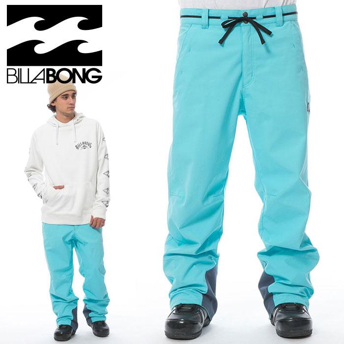 ビラボン スノーパンツ スノーボード用パンツ スキー用パンツ スノボ用パンツ BILLABONG AI01M705