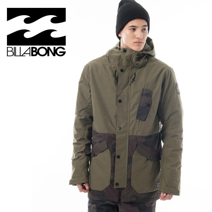 ビラボン スノーボードウェア メンズ スノボージャケット BILLABONG AI01M752 スノーボードジャケット