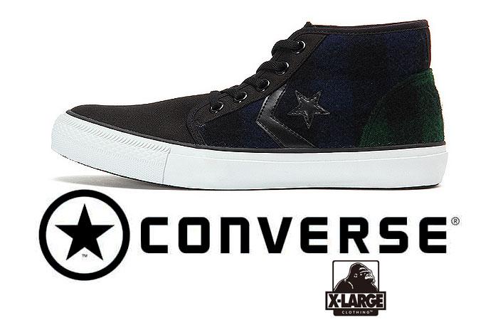 a53aebf5baa18a ... CONVERSE XL CHEVRONSTAR CK WOOLRICH MID 1CK031 shoes converse extra  large x- large ...