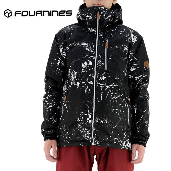 フォーナインズ スノーボードウエア スノージャケット スノボウェア 男女兼用 FOURNINES