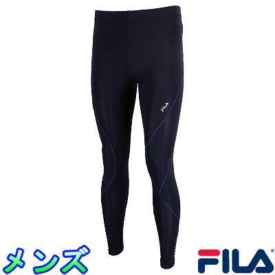 即納 FILA フィラ メンズ コンプレッションパンツ アンダーウェア ゴルフ トレーニング テニス インナーウェア ジョギング コンプレッションウェア トレーニングウェア 445121 タイツ ボトム 445-121 新品 ランニング 信用