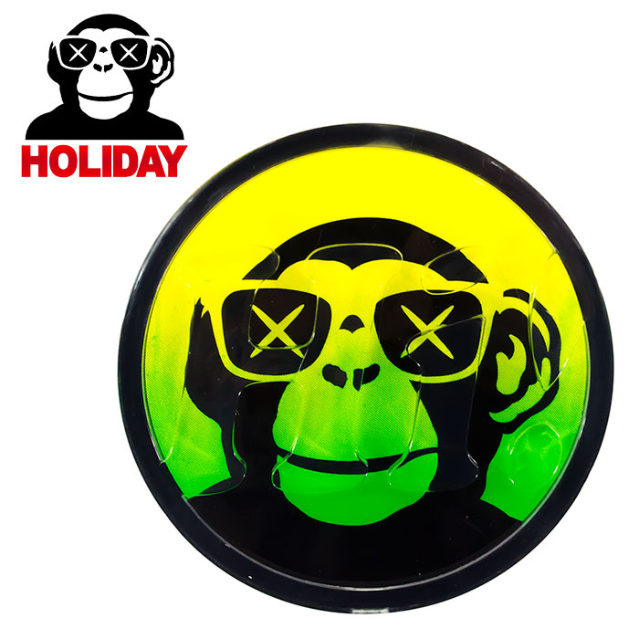 sunobodekkipaddo HOLIDAY防滑物猴子猴子單板滑雪HI!STOMP PAD甲板推球假日