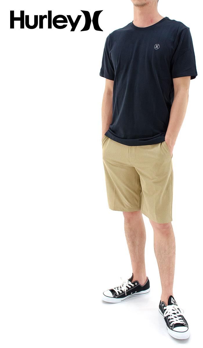 哈雷T恤Hurley短袖T恤T恤圓領針織MTS0016300