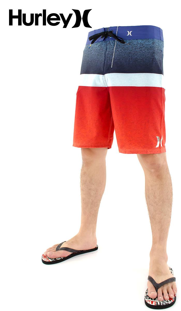 哈雷衝浪褲子板褲子板短褲海麵包PHANTOM MBS0004310 HURLEY人泳衣
