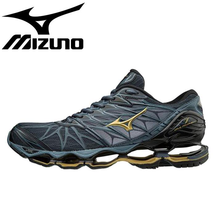 ミズノ ランニングシューズ ジョギングシューズ フルマラソン ウエーブプロフェシー7 MIZUNO J1GC1800