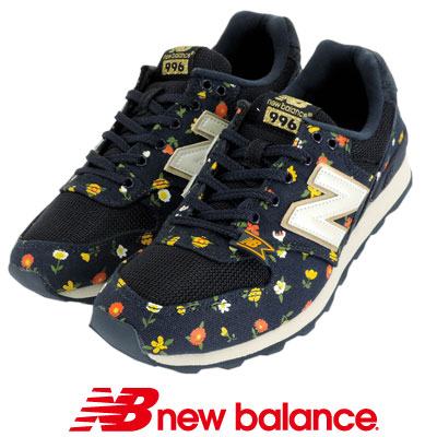 new balance 996 floral
