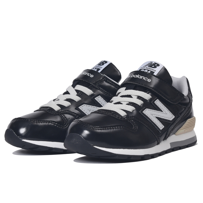 a2eabcdcae Sneakers Velcro NEWBALANCE YV996 black black for the New Balance kids shoes  child