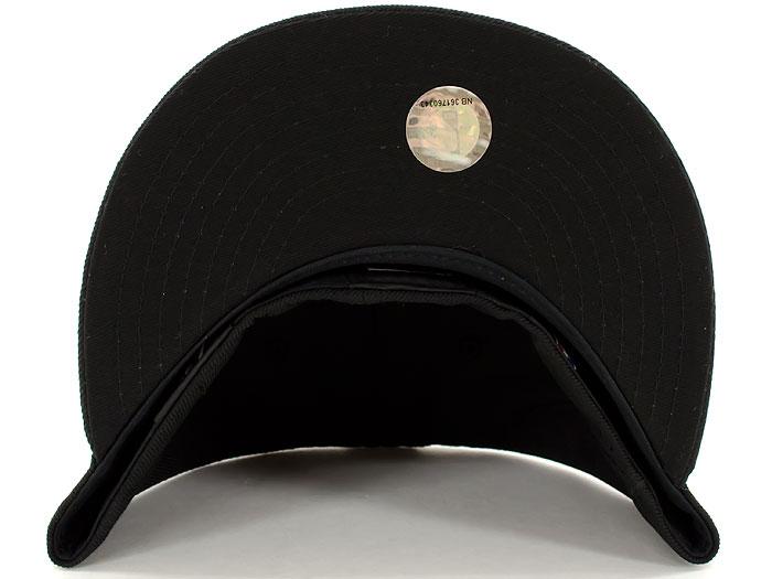 公牛隊的紐埃爾 5950 新時代帽 59FIFTY 液體鉻芝加哥公牛隊 (11166322)