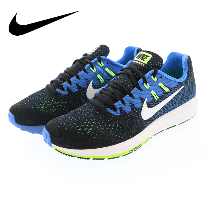 innovative design 986cd 20d9c Nike air zoom structure 20 running shoes sneakers jogging shoe NIKE  849576004