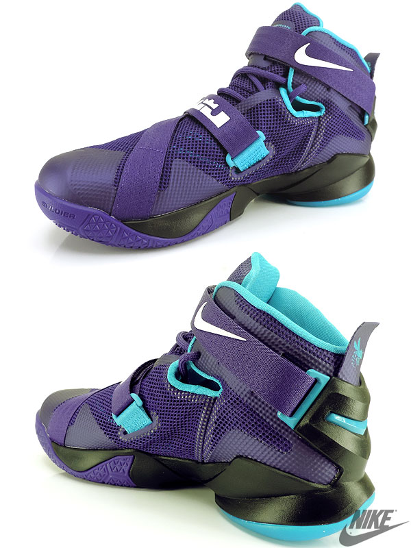 upsports | Rakuten Global Market: Nike LeBron soldier 9 purple
