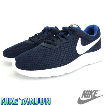 NIKE TANJUN Nike Tanjung mens casual shoes low cut sneakers NIKE 812654  shoes