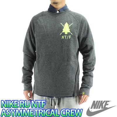 NIKE Nike RU NTF asymmetric crew mens trainer crew andwomen 687940