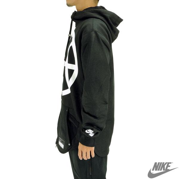 Nike men basketball parka 802626 NIKE AIR HOODIE sweat shirt parka